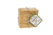 Qualité Tradition : Savon d'Alep en cube avec 8% d'huile de laurier.