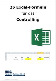 25 Excel-Formeln