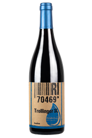 Rotwein Trollinger SL Linie Regen 0,75 Literflasche