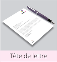 Imprimco - Impression 100% en ligne- impression Auvergne-Rhône-Alpes - vos entetes de lettre à prix attractif