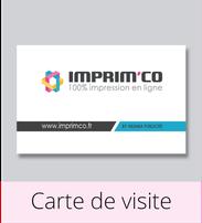 Imprimco - Impression 100% en ligne- impression bas rhin - vos carte de viste à prix attractif
