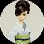 ジェニー着物、momoko着物