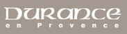 Die Grafik zeigt das Logo der Fa. Durance en Provence
