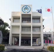 石垣市が新庁舎の建設計画を進めている(資料写真)