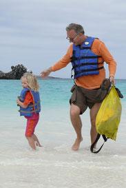 Familienreise nach Galapagos