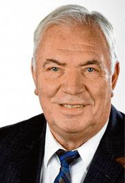 Friedrich Tödt, Vorsitzender Finanzausschuss