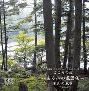 ④《深山の風景》