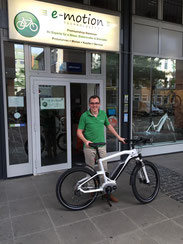 BMW Cruise e-Bike erhältlich im e-motion e-Bike Premium Shop Hannover