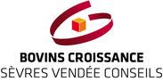 Logo et accès au site Web de Bovins Croissance