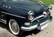 Simca Aronde 1954 ornementée