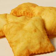 Crescentine fritte o gnocco fritto