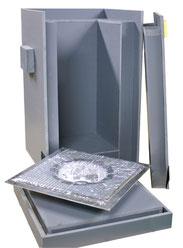 遮熱容器 20kg品の物流と保管に