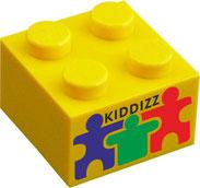 Legosteine mit eigenem Druck