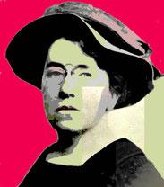 Emma Goldmann -  Grafik von Sabine K. aus Berlin