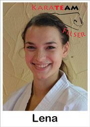Liesa Kübler Karate Hohenlohekreis