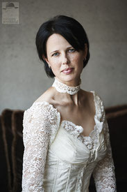Ravienne Art Model - Foto, Hochzeitskleid, Workshop