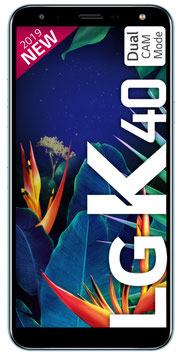 Móvil LG K40 - Características que no corresponden a su gama; Razones para valorar su compra