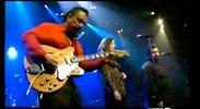 großartiger Tribute, Jimmy Vaughan im Vordergrund (Foto: Youtube)