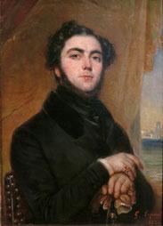 Portrait de Sue par François-Gabriel Lépaulle au Musée Carnavalet de Paris