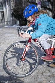 Frauen benötigen für ihr Rad eigentlich keine spezifischen Damengeometrien oder Farbgebungen