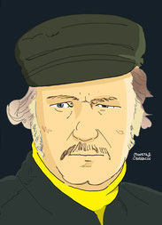 Colin Chapman by Muneta & Cerracín