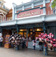 The Storybook store Disneyland paris