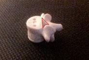 麻布十番パーソナルジムの椎間孔