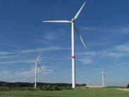 Windpark Steinbacher Höhe