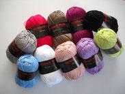 Steinbach Wolle Nizza Baumwolle