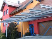 Ihr Lieferant für ein Carport für den Raum Würzburg, Aschaffenburg, Schweinfurt, Lohr und Marktheidenfeld