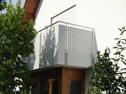 Ihr Hersteller für Balkongeländer und Balkonkonstruktionen im Raum Würzburg, Aschaffenburg, Schweinfurt, Lohr und Marktheidenfeld
