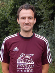 Dennis Prien aus der dritten Mannschaft traf doppelt.