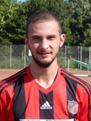 Bünyamin Bolat erzielte heute sein erstes Pflichtspieltor.