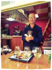 Dégustation de vin à Séville