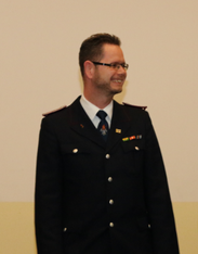 stellv. Wehrführer Christian Mundhenk