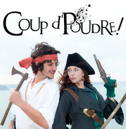 Spectacle Pirate Compagnie d'Azur Rennes