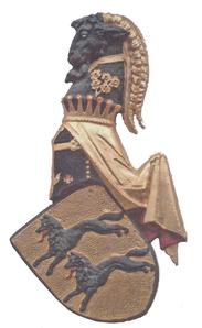 Familienwappen der Bock von Wülfingen