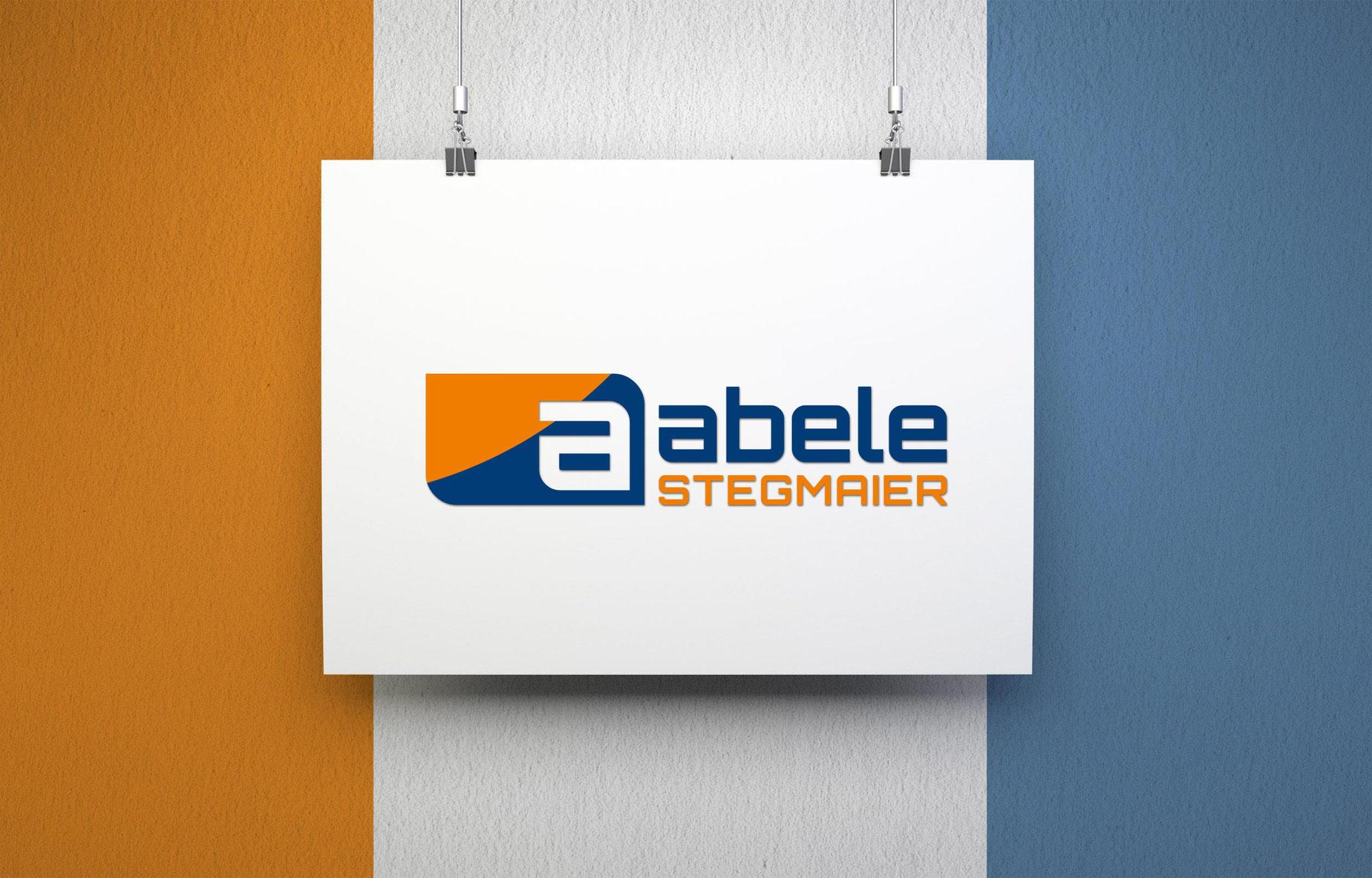 ABELE STEGMAIER Logodarstellung