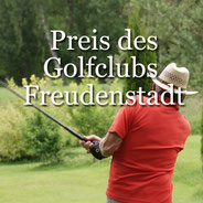Preis des Golf-Club FDS Clubmeisterschaften 2014 Einzel Tag 2 Golf-Club Freudenstadt Foto stormpic Rainer Sturm
