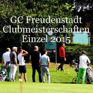 Golf-Club Freudenstadt Clubmeisterschaften Foto stormpic