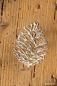 Laser Cut, Artoz, Christmas, Weihnachten, Deko, Pakete, Weihnachten