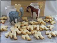 Biscuits au poivre