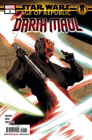 Age of Republic: Darth Maul #1: Ash