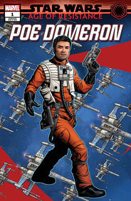 Age of Resistance: Poe Dameron #1