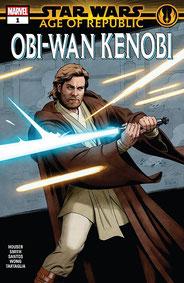 Age of Republic: Obi-Wan Kenobi #1: Mission