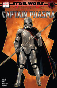 Age of Resistance: Captain Phasma #1