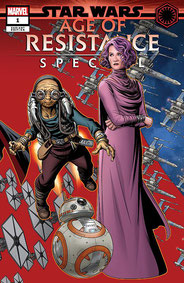 Age of Resistance: Special #1