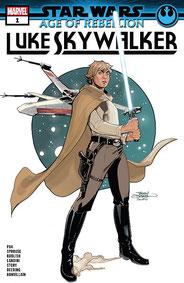 Age of Republic: Luke Skywalker