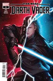 Darth Vader 5 Dark Heart of the Sith 5