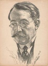 Léopoldo Lugones  poéte argentin 1918